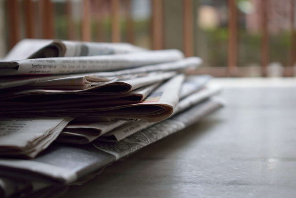 Image of Newspapers